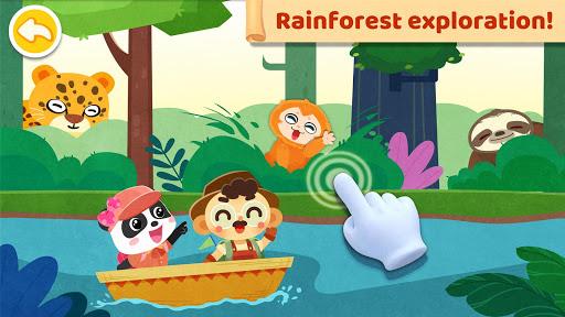 Little Panda's World Travel screenshot 8