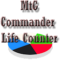 MTG Commander Life Counter icon