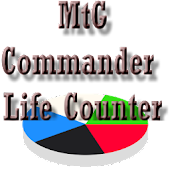 MTG Commander Life Counter