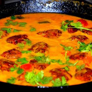 Kofta Curry Yogurt Recipes