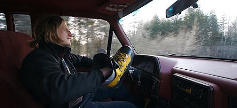 Photo: Yakutat - Scots car