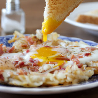 Hash Brown Egg Skillet.