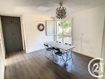 Appartement meublé 3 pièces 51,4 m2
