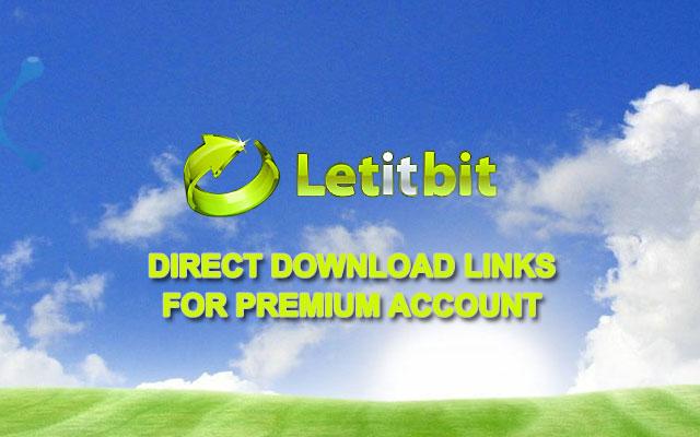 Letitbit Auto Link