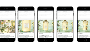 Guerlain triples ad engagement with Immersive Display formats