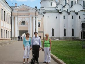 Photo: Novgorod, 30. juni 2008