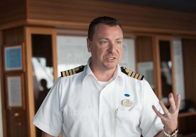 Capt. Craig Street: