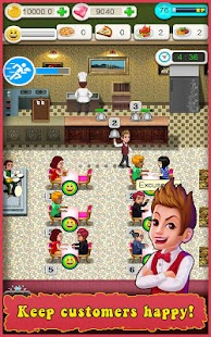 Restaurant Tycoon- screenshot