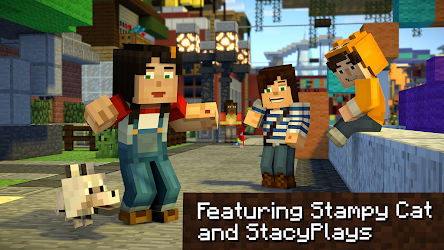 Minecraft: Story Mode – Season Two 1.03 CRACKED Apk + Data 5