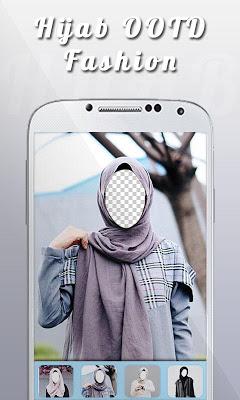 Hijab OOTD Fashion - screenshot