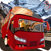 Coach Bus Simulator Driving 3