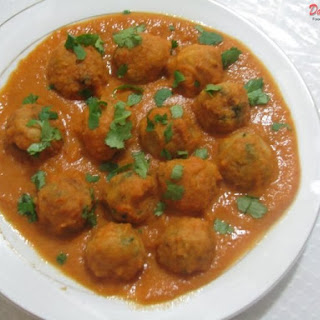 Kofta Recipe – Pakistani Meatballs with Curry Recipe