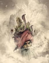 Photo: The God Of Smoke by Rommel Belga  http://www.behance.net/gallery/The-God-of-smoke/2070818
