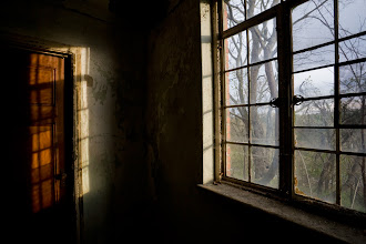 Photo: Sunrise in Building G, Mayview State Hospital.