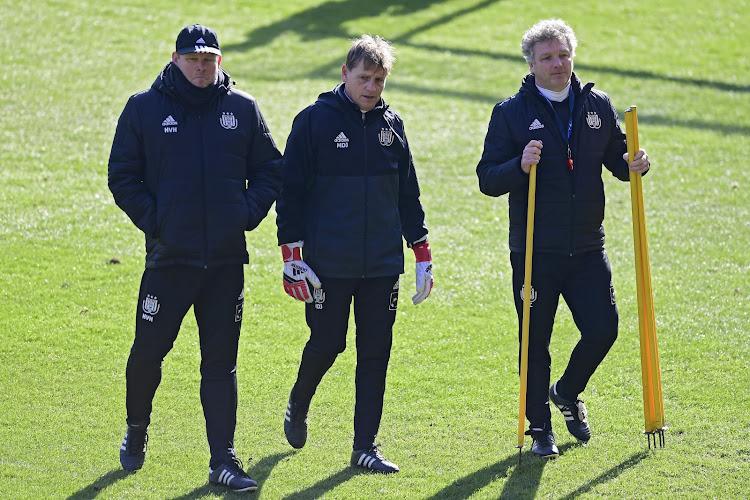 L'entraîneur des gardiens d'Anderlecht ne garde pas un bon souvenir d'Hein Vanhaezebrouck