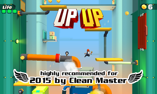 Up Up- Mr. Ben adventure