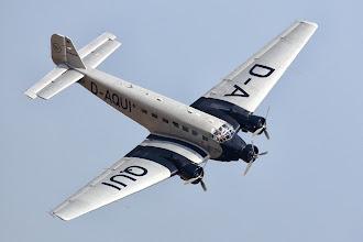 Photo: Junkers Ju-52/3m