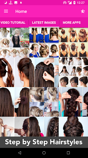 Hairstyle Steps 1.2.0 screenshots 2