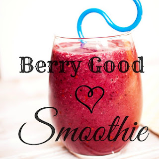 Berry Good Smoothies
