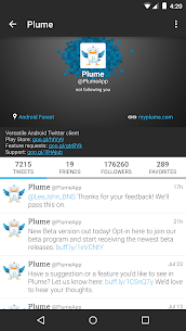 Plume for Twitter 6.30.10 Mod + APK + Data UPDATED 1