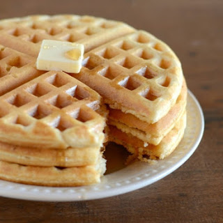 Fast and Easy Waffles.
