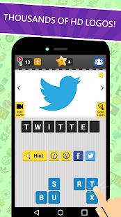 Logo Game: Guess Brand Quiz for PC-Windows 7,8,10 and Mac apk screenshot 2