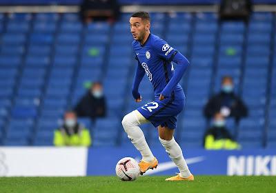 Hakim Ziyech raconte les dessous de son transfert à Chelsea