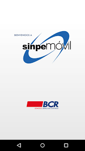 BCR SINPE Móvil- screenshot thumbnail