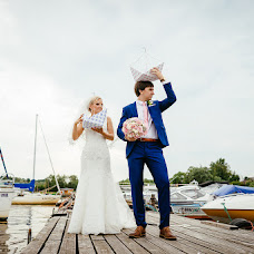Wedding photographer Sergey Veselov (sv73). Photo of 01.10.2018