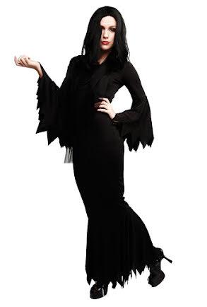 Klänning, vamp