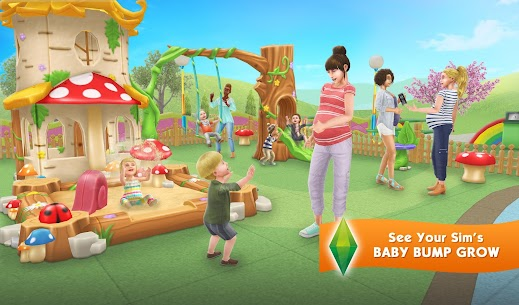 The Sims FreePlay Mod Apk 5.54.3 [Unlimited Money + VIP] 3