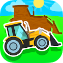 Digger Puzzles for Toddlers icon
