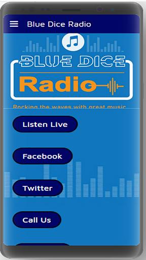 Blue Dice Radio screenshot 2
