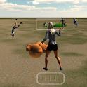 Dodgeball 3D Arena Free icon