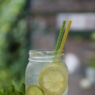 Easy Ginger Lemonade Recipe