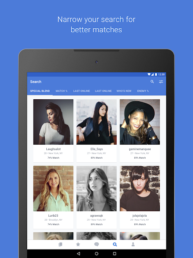 OkCupid Dating app (apk) free download for Android/PC/Windows screenshot