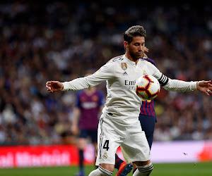 """Sergio Ramos a évoqué le probable transfert d'Eden Hazard :""""Il peut apporter beaucoup au Real Madrid"""""""