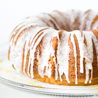 Lemon Bliss Bundt Cake