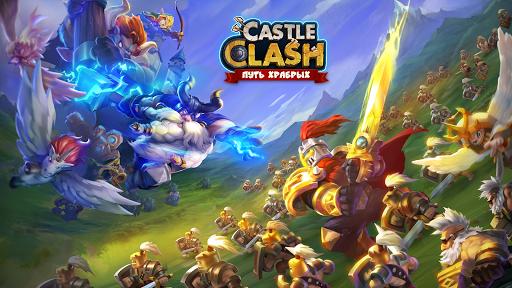 Castle Clash: Путь Храбрых screenshot 11