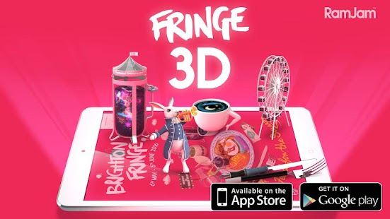 3D Fringe 2016- screenshot thumbnail