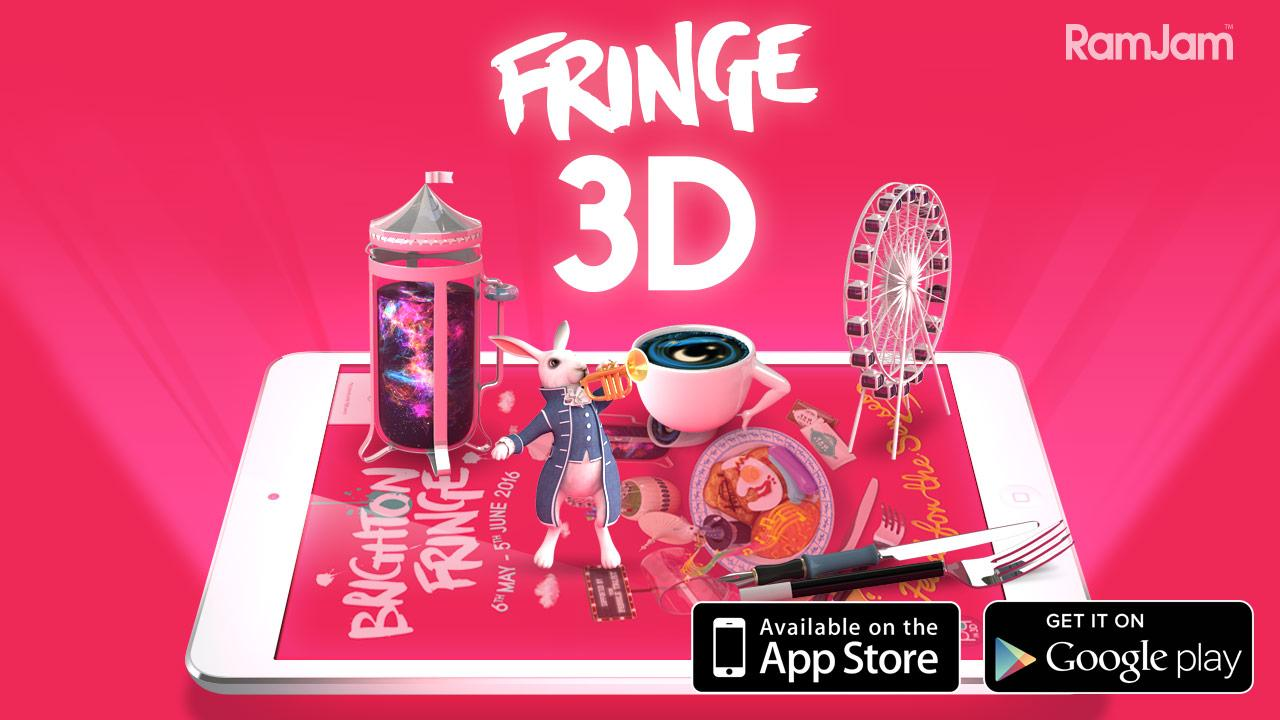 3D Fringe 2016- screenshot