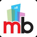 MagicBricks Property Search icon