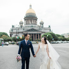Wedding photographer Katya Mukhina (lama). Photo of 26.07.2018