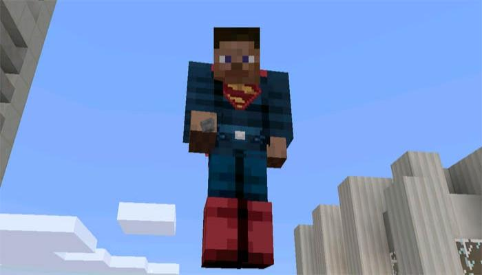 Pocket Heroes Mod for MCPE - screenshot