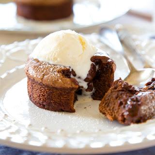 Restaurant-Style Chocolate Lava Cake