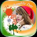 Republic Day Photo Maker icon