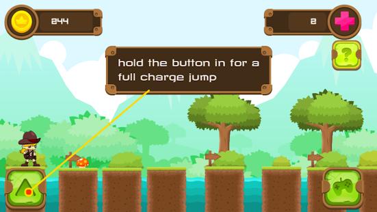 Jump It Jane - náhled