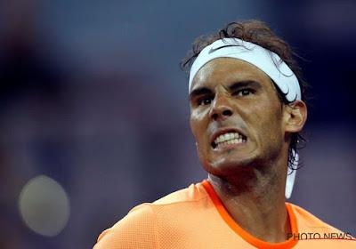 Fin de saison pour Nadal