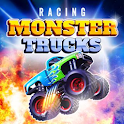 RACING MONSTER TRUCKS icon