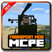 Transport mod for Minecraft